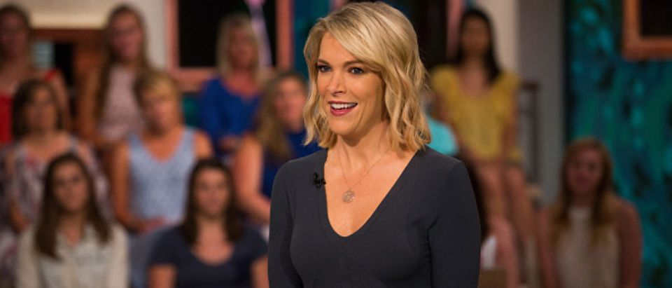 TODAY -- Pictured: Megyn Kelly on Monday, July 16, 2018 -- (Photo by: Nathan Congleton/NBC/NBCU Photo Bank via Getty Images)