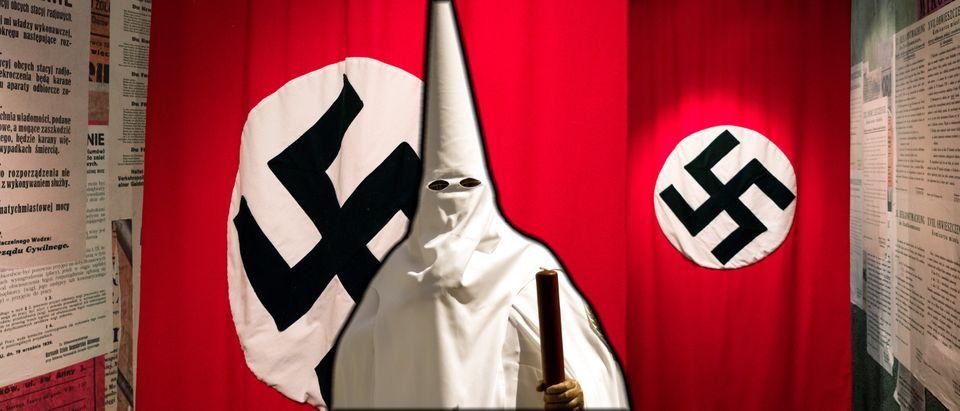 Nazi-Flag-KKK