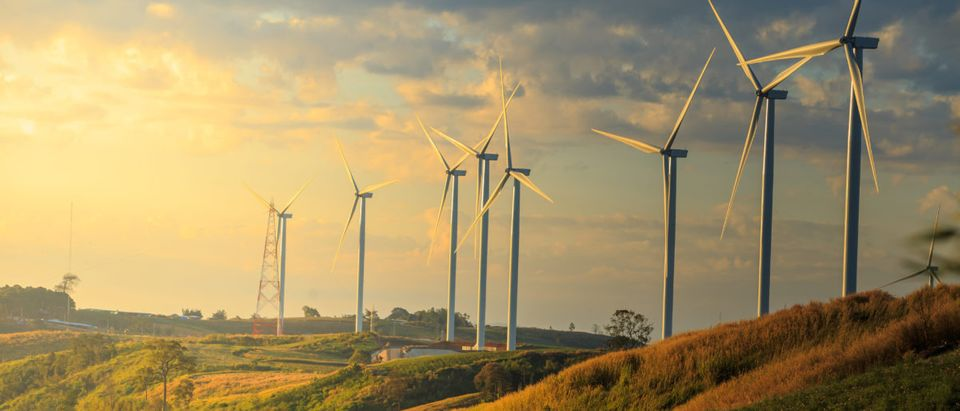 New York Turbines. Shutterstock