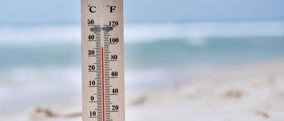 Scientists at the Scripps Institution of Oceanography recorded the warmest sea surface temperature taken in 102 years off the school's pier in Southern California. Source: ChameleonsEye/Shutterstock