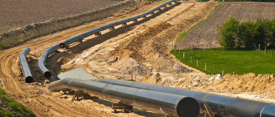 Pipeline Construction. Shutterstock