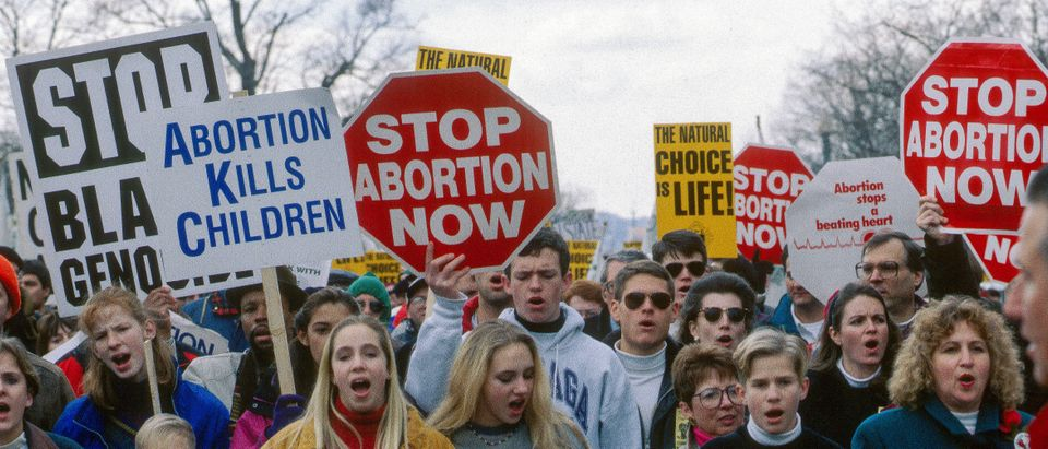 Protests against Roe V Wade