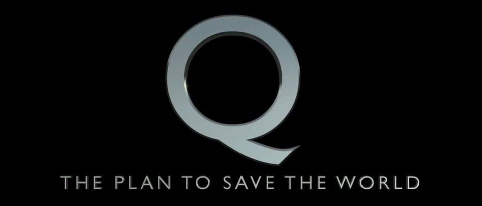 QAnon is a conspiracy theory. Screenshot/YouTube