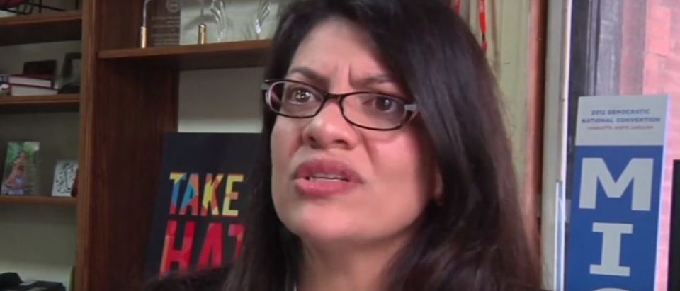 Rashida Tlaib (Youtube Screenshot/Time)