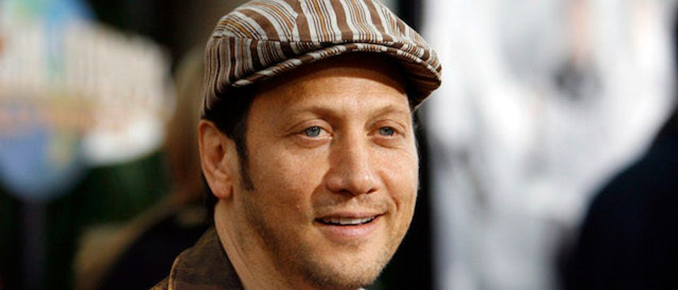 Rob Schneider attends the premiere of I Now Pronounce You Chuck and Larry at the Gibson amphitheater in Universal City