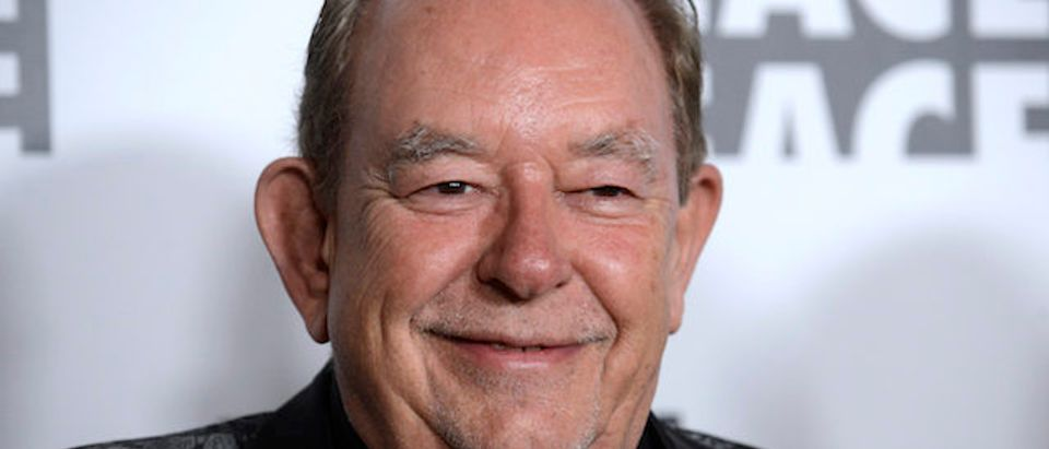 Television personality Robin Leach attends the 65th annual ACE Eddie Awards in Beverly Hills, California