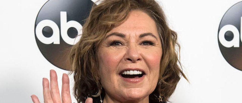 Comedian Roseanne Barr