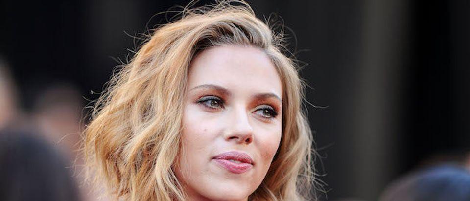 Scarlett Johansson 83rd Annual Academy Awards - Arrivals