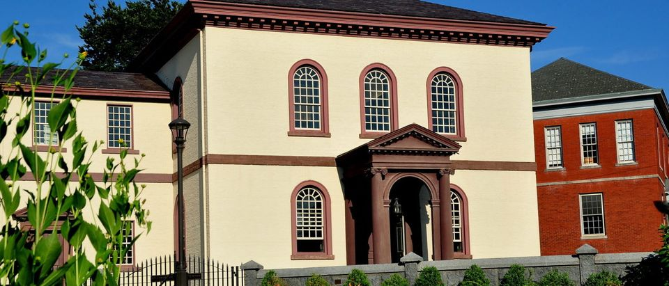 The Touro Synagogue (Shutterstock/ LEE SNIDER PHOTO IMAGES)