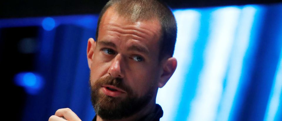 Jack Dorsey, CEO and co-founder of Twitter REUTERS/Mike Segar
