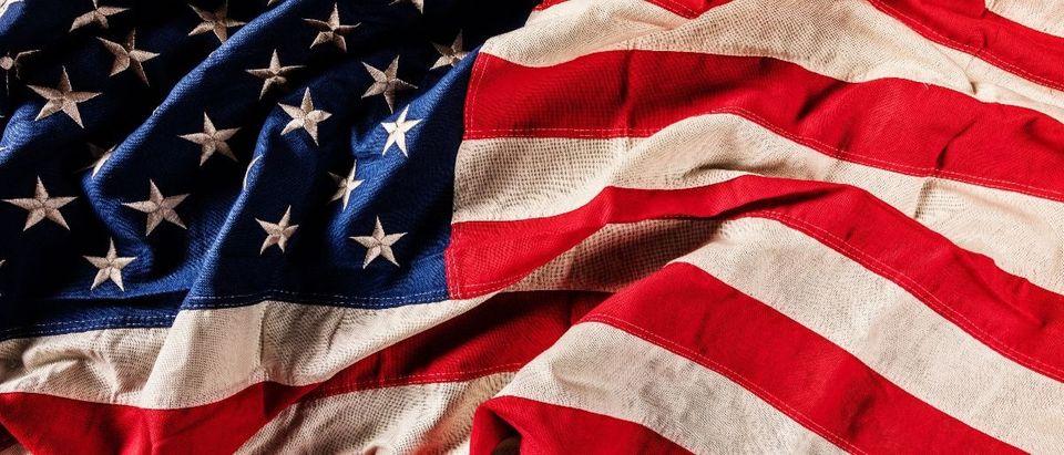 USA flag Shutterstock/Jag_cz