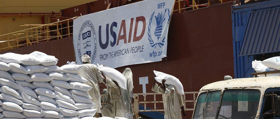 SUDAN-US-AID