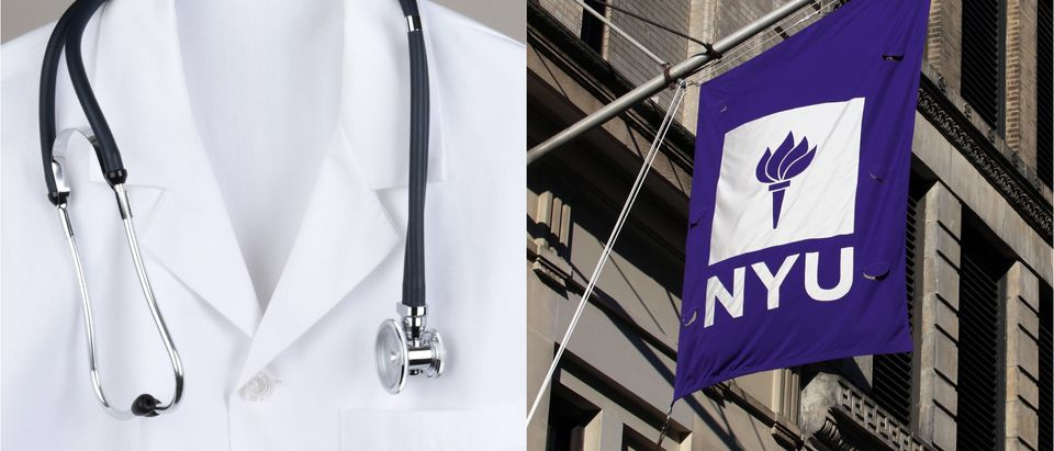 NYU Medical School, Shutterstock/ By Katherine Welles and Steve Cukrov