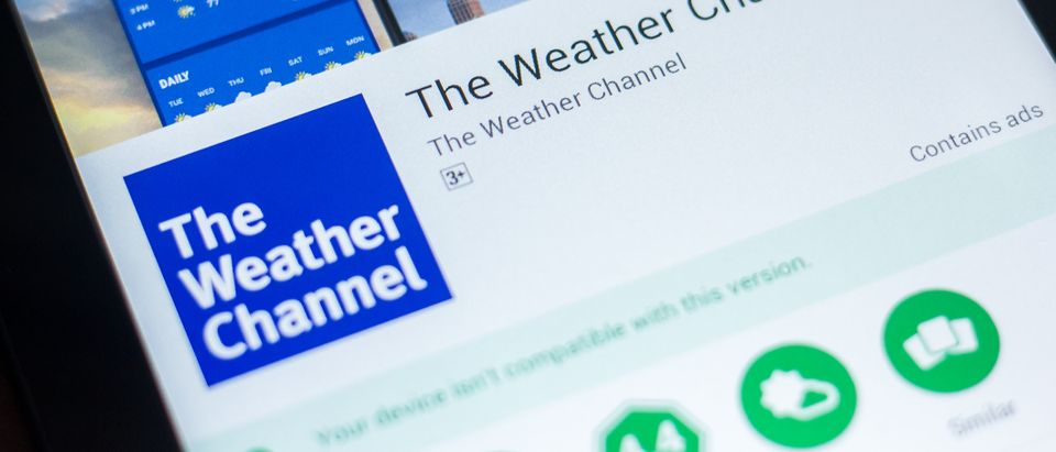 Weather_Channel Source: Sharaf Maksumov/Shutterstock