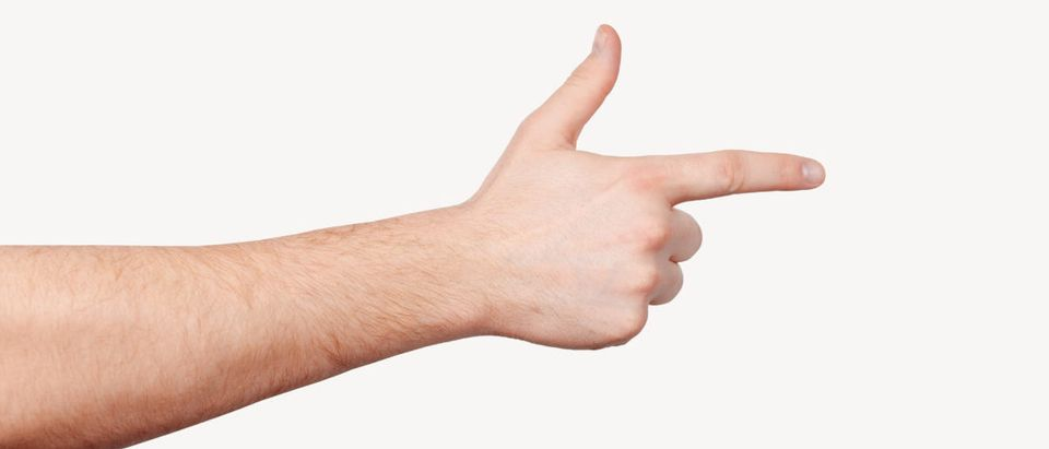 Finger Gun (Shutterstock)