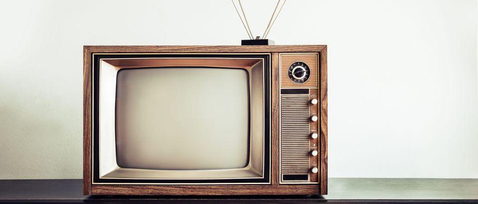 Vintage TV, Shutterstock/ By PitukTV