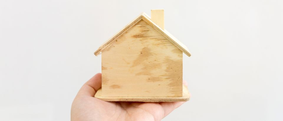 Starter homes are becoming harder to afford. Shutterstock image via user Suthiporn Hanchana