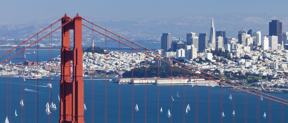 San Francisco, Shutterstock/ By kropic1