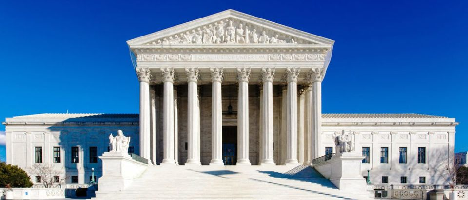 Pictured is the United States Supreme Court. shutterstock_379046254