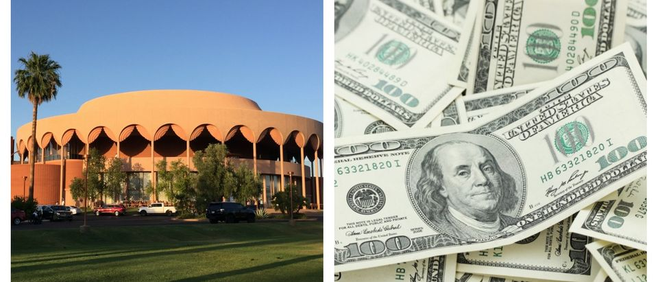 A study found a free college program would cost Arizona $2.6 billion.