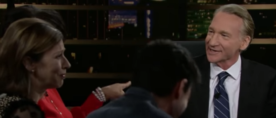 Bill Maher slams Lindsey Graham (HBO screengrab)