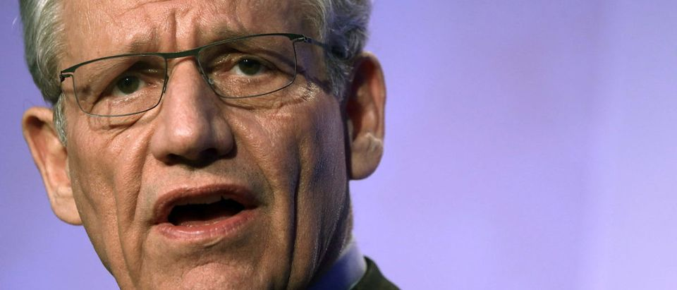 Bob Woodward Speaks At National Association Of Counties Conference