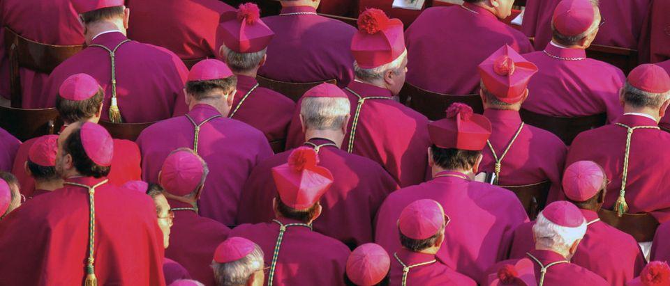 Catholic Bishops (Shutterstock/ Paolo Bona)