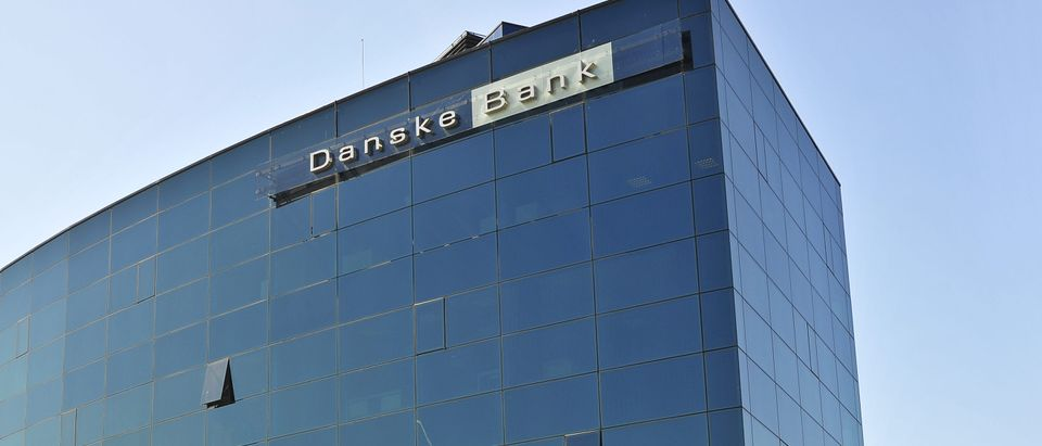 Danske Bank (Shutterstock/Vytautas Kielaitis)