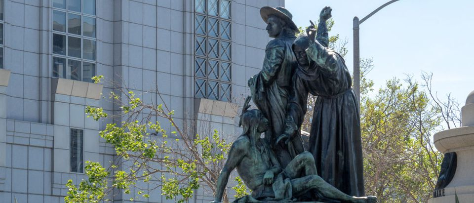 A statue will be removed in San Francisco over racism concerns.