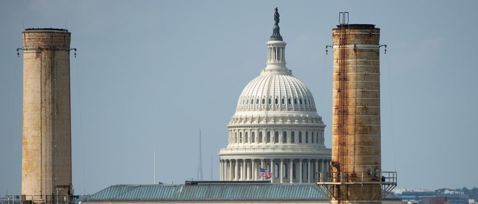 US-GOVERNMENT-CAPITOL-PLANT