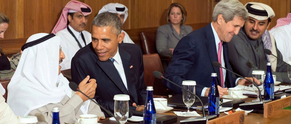 Obama Hosts Gulf Cooperation Council Summit at Camp David