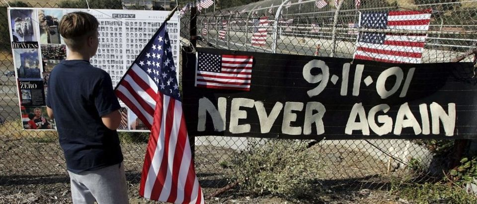 Bay Area Puts On Patriotic Display For 9/11 Commemoration