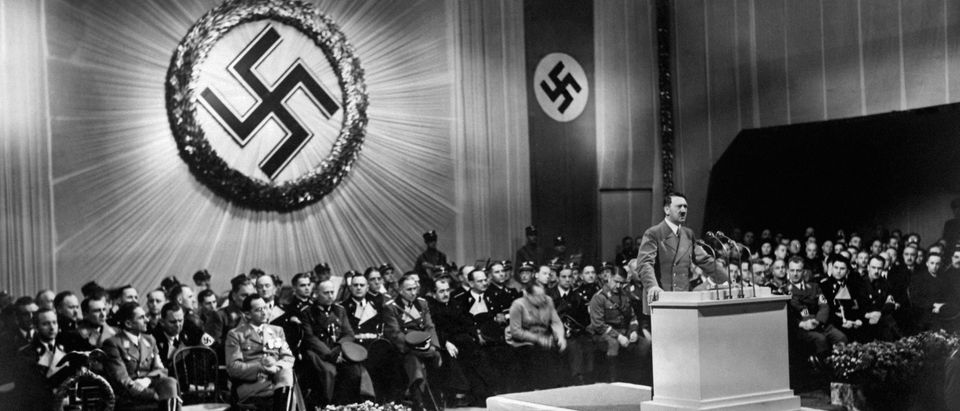 A picture dated 1939 shows German nazi C