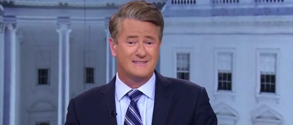 Joe Scarborough Claims 'Foolish' Firing Of Jame Comey Made 'Hell Rain Down From Above' In Rant About The White House - Morning Joe 9-25-18 (Screenshot/MSNBC)