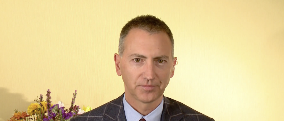 John Clune, an attorney for Kavanaugh accuser Deborah Ramirez. (NBC:Screenshot)