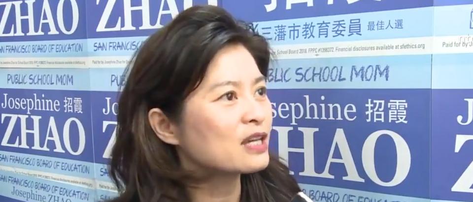 Josephine Zhao