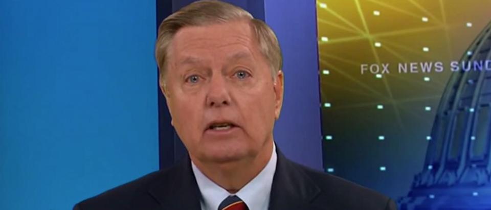 Lindsey Graham discusses upcoming Ford testimony (Fox News screengrab)