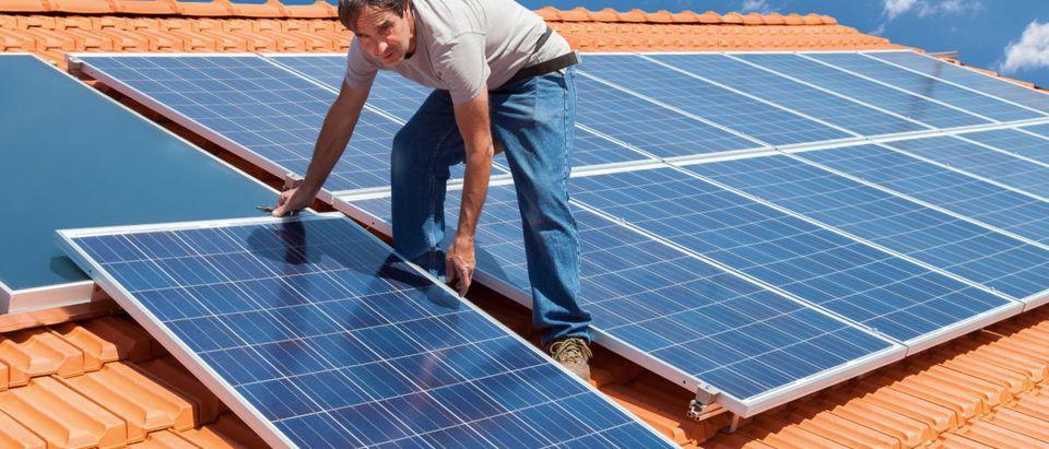 Massachusetts Solar. Shutterstock
