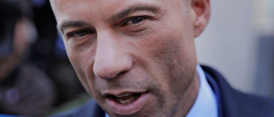 Stormy Daniels' attorney Michael Avenatti is looking to run for president in 2020. REUTERS/Lucas Jackson