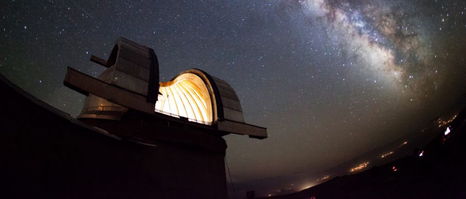 Pictured is an observatory. (Shutterstock/Smilyk Pavel)
