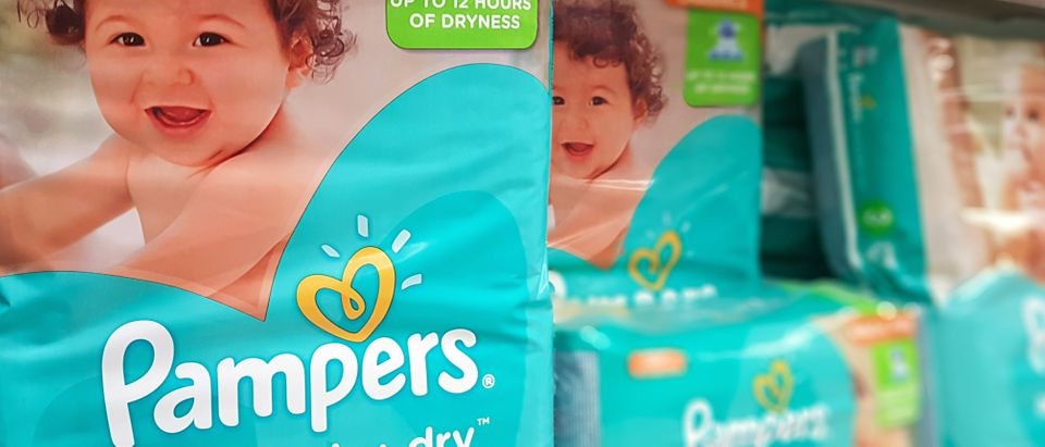 Pampers - WD Net Creations