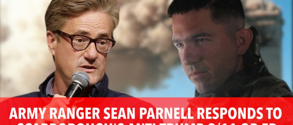 Purple Heart winner Sean Parnell trashes Scarborough (TheDC YouTube)