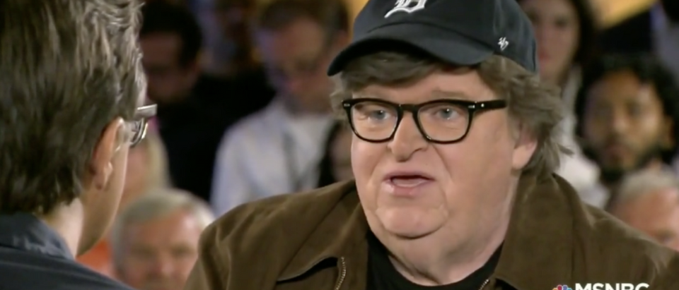 Michael Moore on Chris Hayes show (MSNBC 9/12/2018)