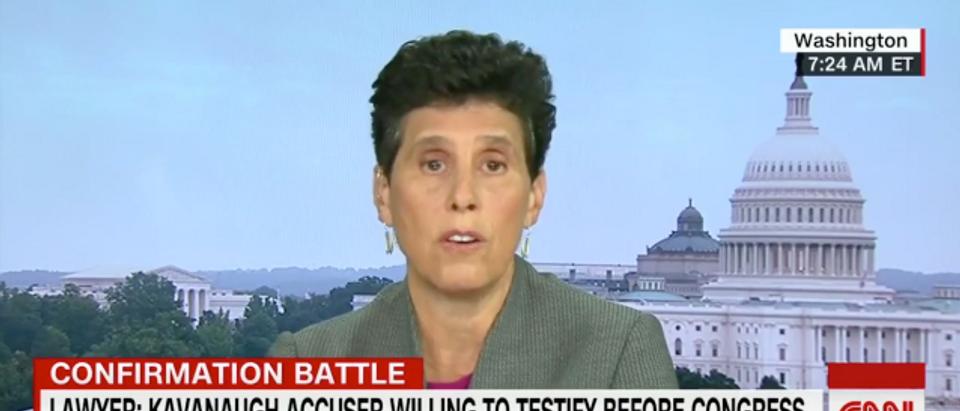 Debra Katz (MSNBC Screenshot: September 17, 2018)