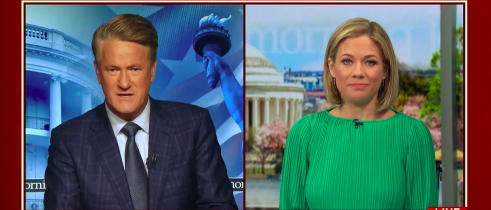 Joe Scarborough rips Senate Democrats for their mishandling of Dr Ford allegations (PHOTO:Screenshot/MSNBC)