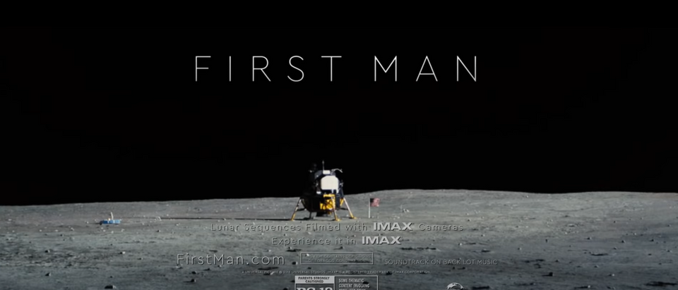 First Man - Official Trailer #3 [HD], Universal Pictures/ YouTube