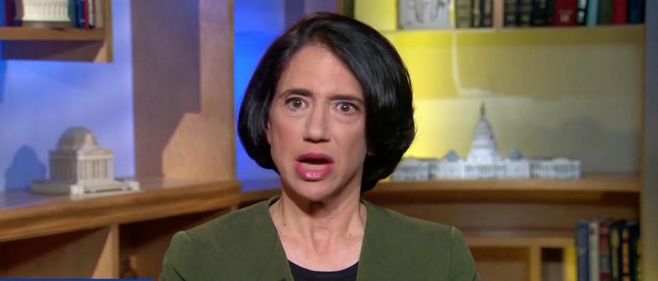 WaPo's Jennifer Rubin (MSNBC Screenshot)