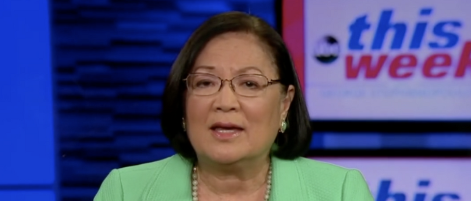 Sen. Hirono on This Week With George Stephanopolous (ABC 9/30/2018)