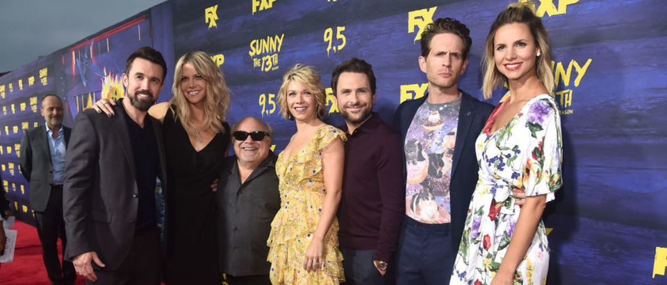 "Premiere Of FXX's ""It's Always Sunny In Philadelphia"" Season 13 - Red Carpet"