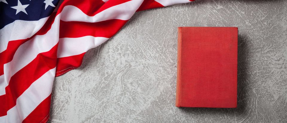 An education organization is going after a textbook, claiming it has over 300 instances of liberal bias.